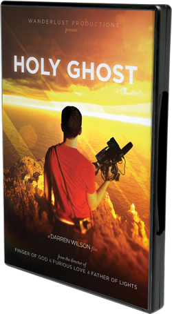 Holy Ghost DVD