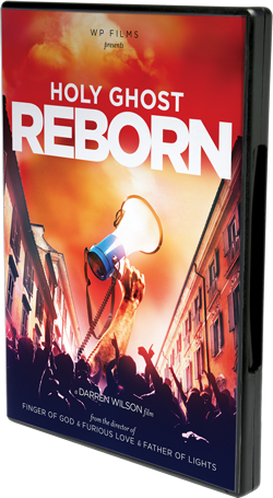 Holy Ghost Reborn DVD