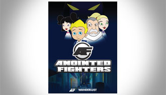Anointed Fighters Posters