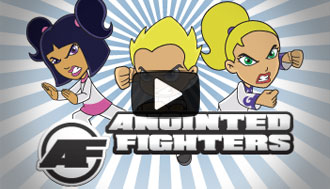 Anointed Fighters Episode 1 Trailer