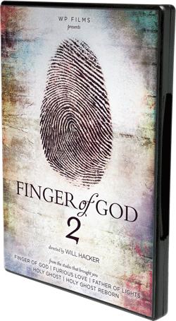 Finger of God 2 DVD